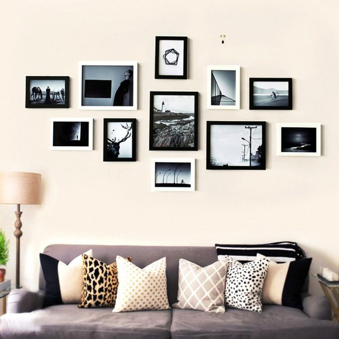 photo-frames-home-decoration-675x675 10 Awesome Decor Ideas to Borrow from Pinterest Influencers