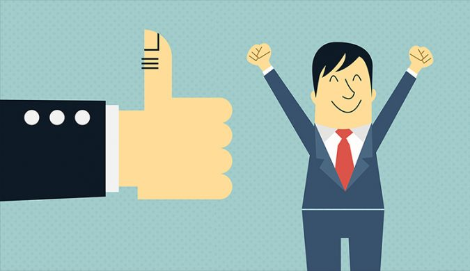 positive-minded-87756-675x390 Best 8 Habits of Highly Successful Employee