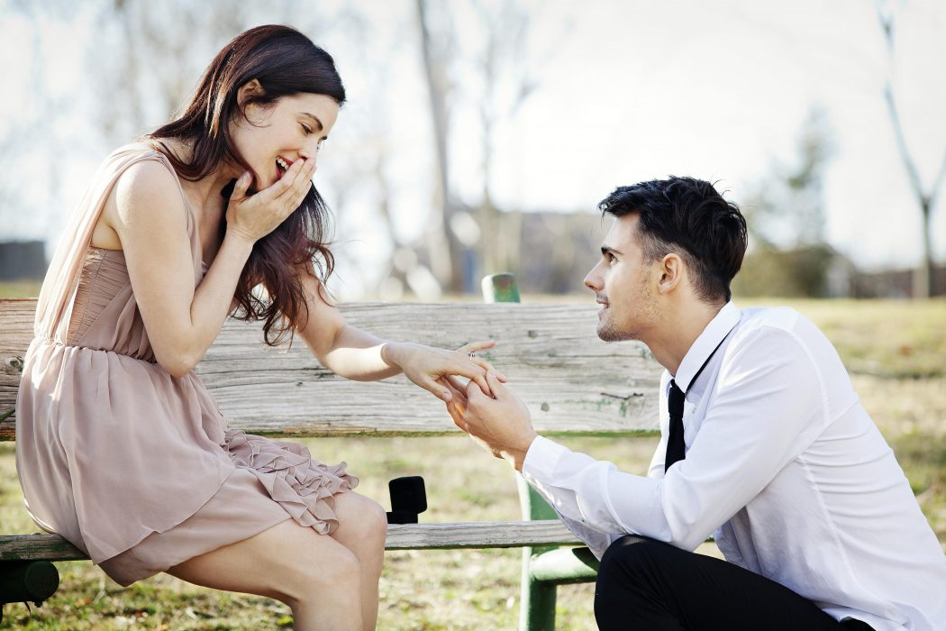 proposal2 5 Important Considerations to Make Before Buying Your Wedding Dress