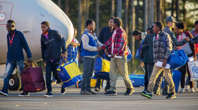 refugees-in-sweden-675x374 Top 15 Countries That Welcome Refugees