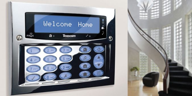 security-alarm-systems-675x339 5 Ways For a More Secure Home