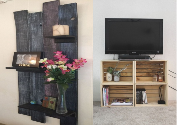 shelves-home-decoration-675x480 10 Awesome Decor Ideas to Borrow from Pinterest Influencers