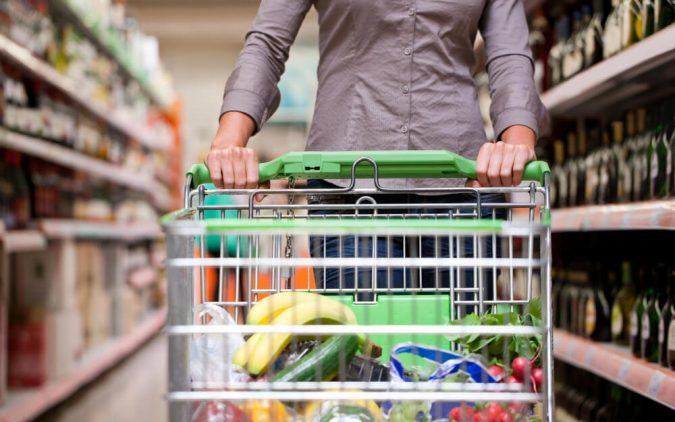 shopping-at-Supermarket-675x422 10 Things to Consider Before Buying Food for Your Family