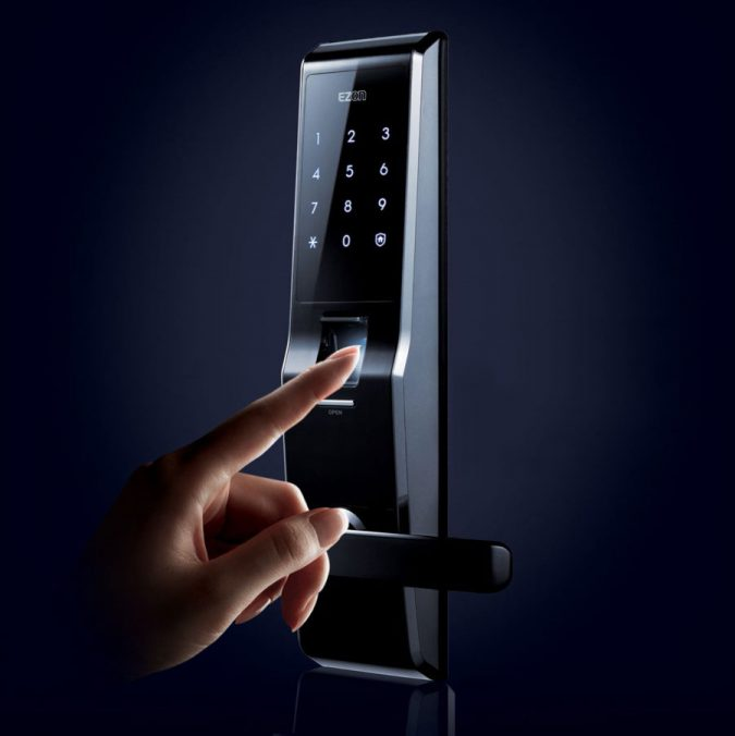 smart-lock-675x676 Why Invest in a Smart Home?