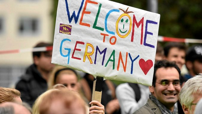 welcome-to-germany-675x380 Top 15 Countries That Welcome Refugees