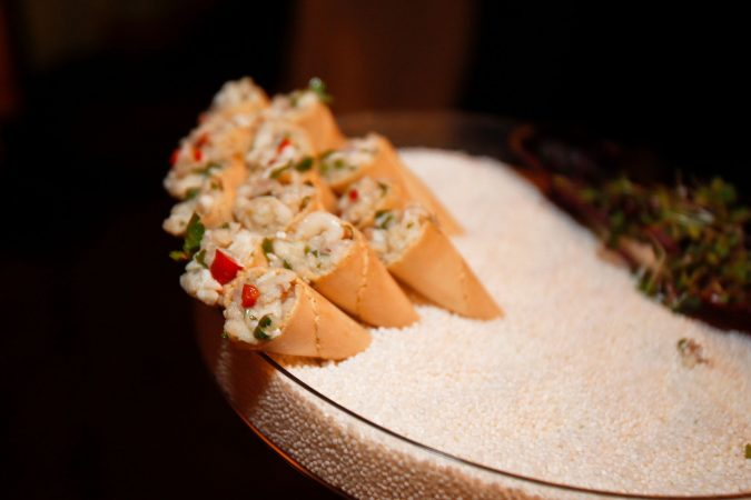 Ceviche-Cones-finger-foods-675x450 Delicious Finger Foods You Won't Be Able to Resist