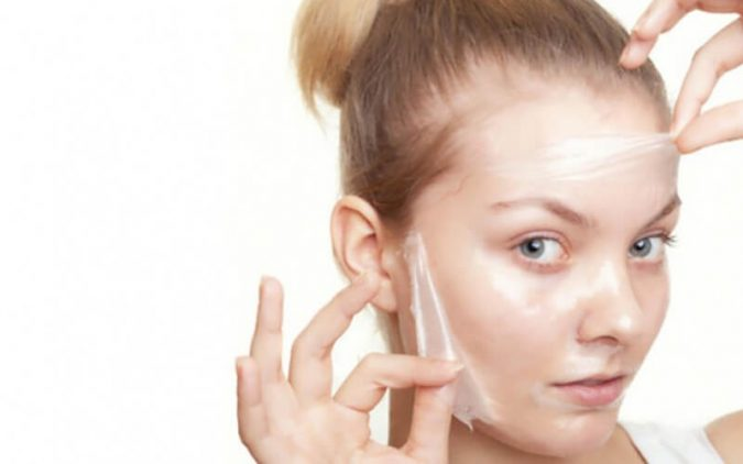 Egg-Whites-face-mask-675x422 Top 10 Fastest Getting-Rid of Blackheads Ways