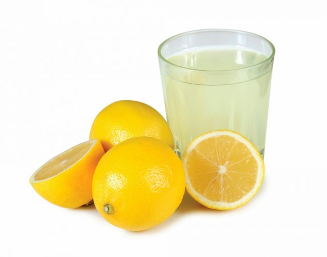 Lemon-water-to-remove-blackheads-675x531 Top 10 Fastest Getting-Rid of Blackheads Ways