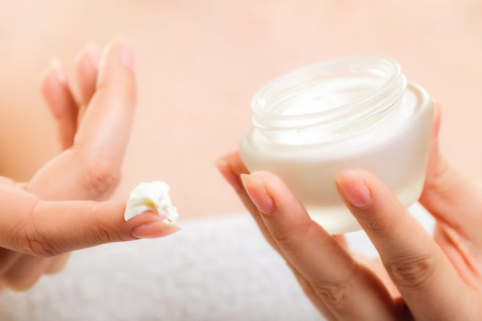Moisturizing-the-skin-675x450 10 Tips to Get Rid of Under Eye Lines and Wrinkles
