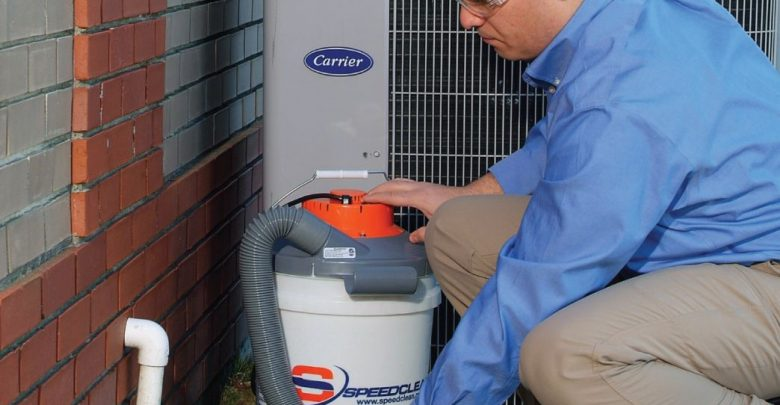 Photo of Fast Repairs for Leaking Central Air Conditioning Systems