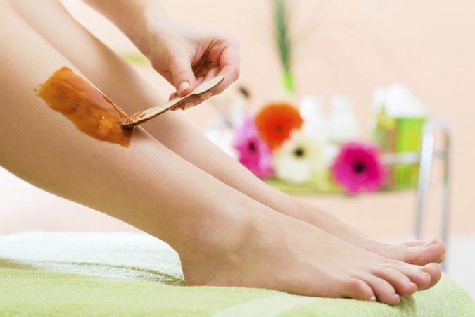 body-waxing-2-675x450 10 Effective Tips for Comfortable Body Waxing