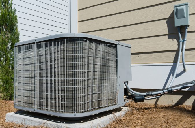 central-ait-conditioner-675x444 Fast Repairs for Leaking Central Air Conditioning Systems