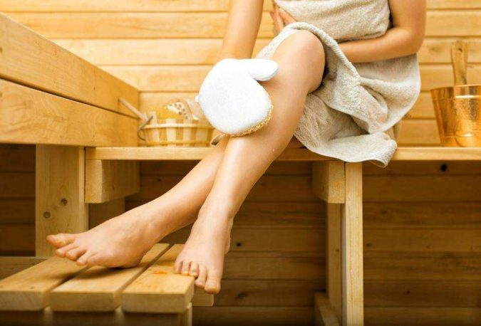 exfoliate-your-body-2-675x458 10 Effective Tips for Comfortable Body Waxing