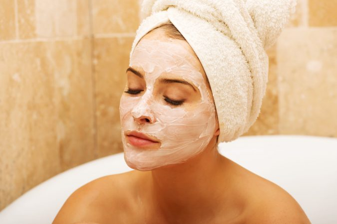 face-mask-2-675x450 Top 10 Fastest Getting-Rid of Blackheads Ways