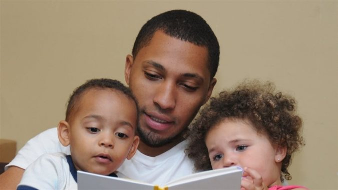 father-reading-to-his-kids-675x380 5 Things to Know about the Parent-Child Relationship
