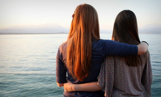 friends-gazing-at-water-depression-GettyImages-151138781-675x410 8 Ways to Help a Friend with Depression