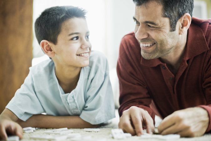 gather-and-son-smiling-to-each-other-675x450 5 Things to Know about the Parent-Child Relationship