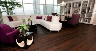 10 Wood Floors Design Ideas for Living Rooms