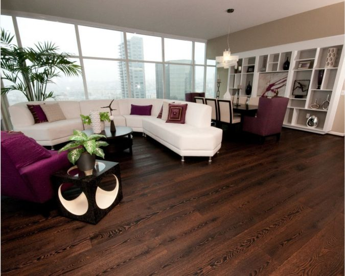 home-decoration-living-room-wood-floor-2-675x540 10 Wood Floors Design Ideas for Living Rooms