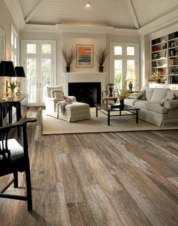 home-decoration-living-room-wood-floor 10 Wood Floors Design Ideas for Living Rooms