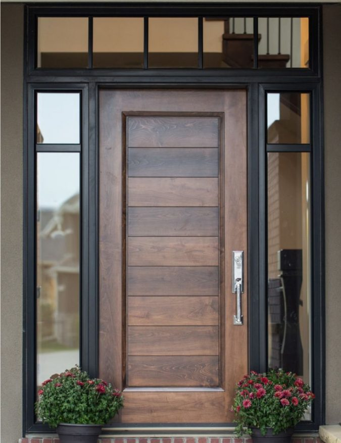 house-front-door-design-ambershopco-house-front-doors-675x877 4 Ways to Reinvigorate Your Curb Appeal