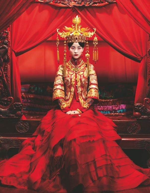 image6 Beautiful Traditional Bridal Styles from Around the World