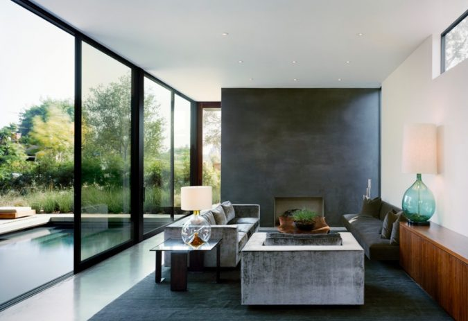 modern-home-living-room-large-modern-windows-675x463 How to Prep Your Home for a Sale?