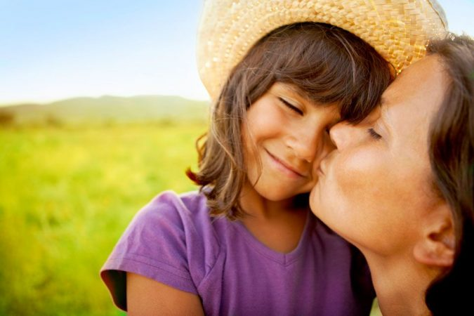 mother-kissing-her-daughter-675x450 5 Things to Know about the Parent-Child Relationship
