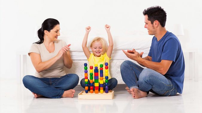 parents-and-little-girl-constructive-praise-675x379 5 Things to Know about the Parent-Child Relationship
