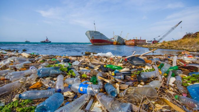 plastic-trash-in-oceans-and-waterways-675x380 The Neptune Project: Ambitious Step to Eliminate Single-Use Plastics