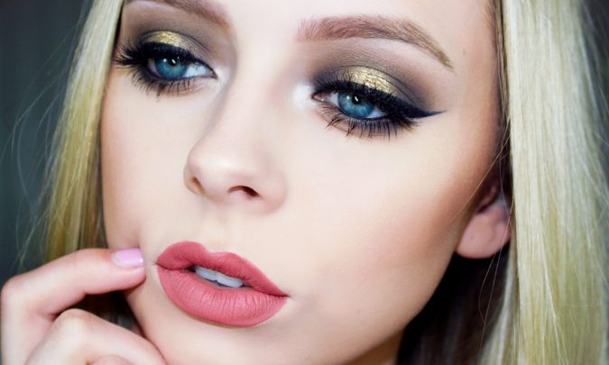 prom-makeup-glitter-sparkle-675x405 10 Most Creative Prom Makeup Ideas That Are Trending