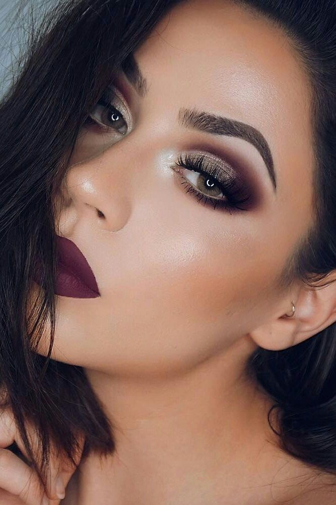 prom-makeup-ombre-eye-makeup-2 10 Most Creative Prom Makeup Ideas That Are Trending