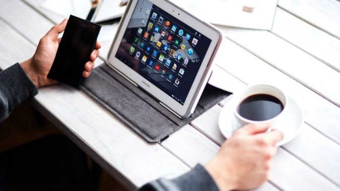 smartphone-for-business-technology-675x380 7 Ways to Get Secure Online and Regain Your Privacy