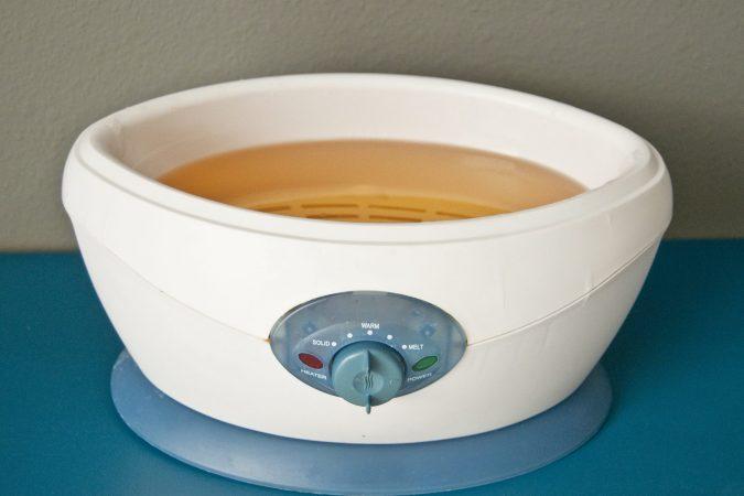 wax-machine-body-waxing-675x450 10 Effective Tips for Comfortable Body Waxing