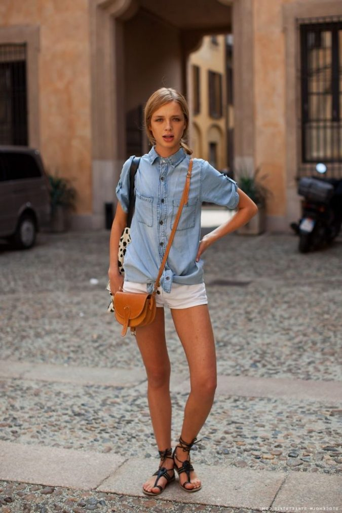 2018-Best-Denim-Shirts-For-Women-675x1013 15 Biggest Summer Fashion Trends We Are Obsessed with