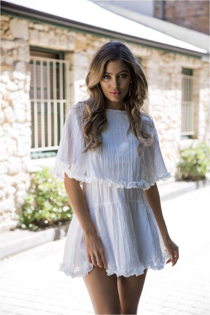 2018-european-summer-fashion-women-White-Dress-675x1012 15 Biggest Summer Fashion Trends We Are Obsessed with