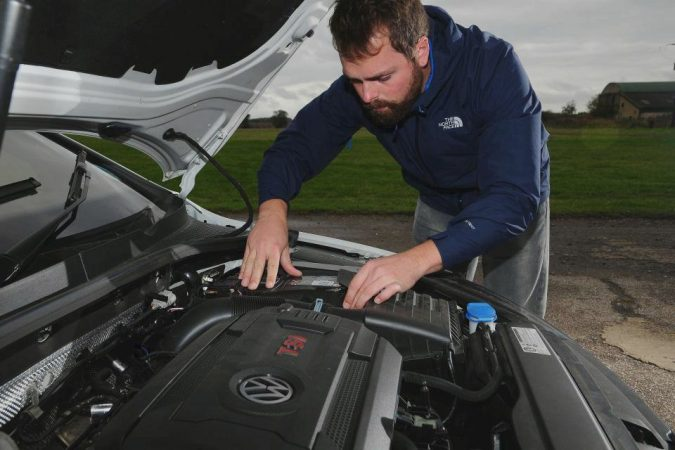 Chacking-the-Car-Battery-2-675x450 10 Essential Car Maintenance Tips That You Should Know