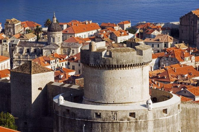 Dubrovnik-Minceta-Tower-675x448 Best 10 Dubrovnik Scenes & Beaches that Attract Tourists