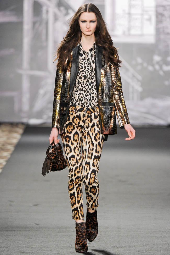 Just-Cavalli-Fall-Winter-2012-2013 80 Elegant Fall & Winter Outfit Ideas 2020