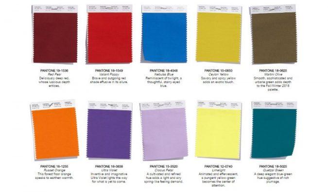 PANTONE-colors-FALL-2018-675x395 80 Elegant Fall & Winter Outfit Ideas 2020