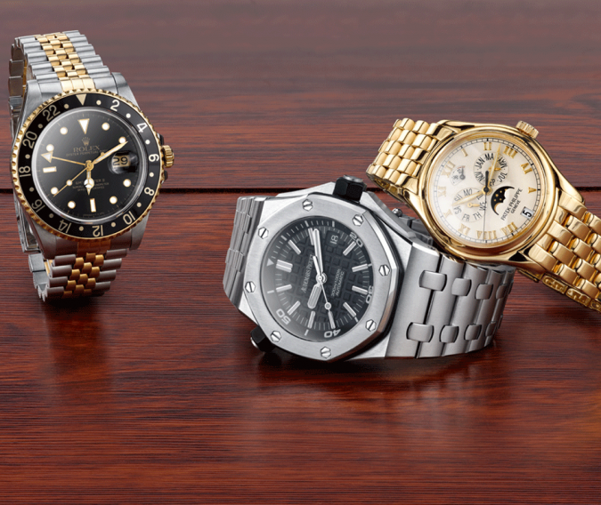 Pre-Owned-Watches-Rolex-675x568 How to Choose the Perfect Watch for Your Groom