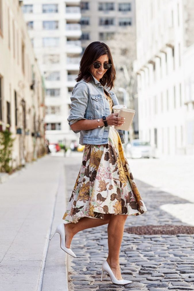 Summer-Outfit-Ideas-2018-floral-dress-675x1013 Best 7 Solar System Project Ideas