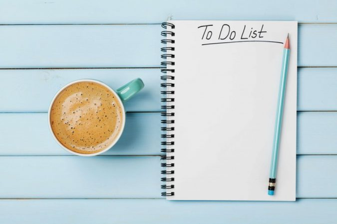 To-Do-List-675x450 8 Keys to Set Health Goals and Achieve Them