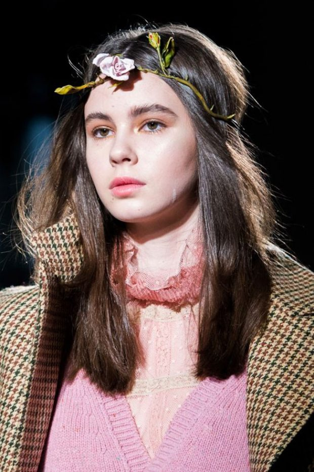 accessories-Chaplet-Hippie-Hair-Fall-Winter-By-Luisa-Beccaria 80 Elegant Fall & Winter Outfit Ideas 2020