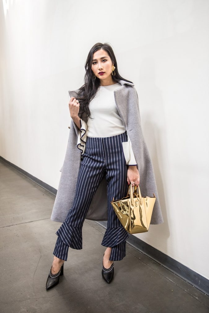 bag-nyfw-fall-winter-2018-675x1013 80 Elegant Fall & Winter Outfit Ideas 2018/2019