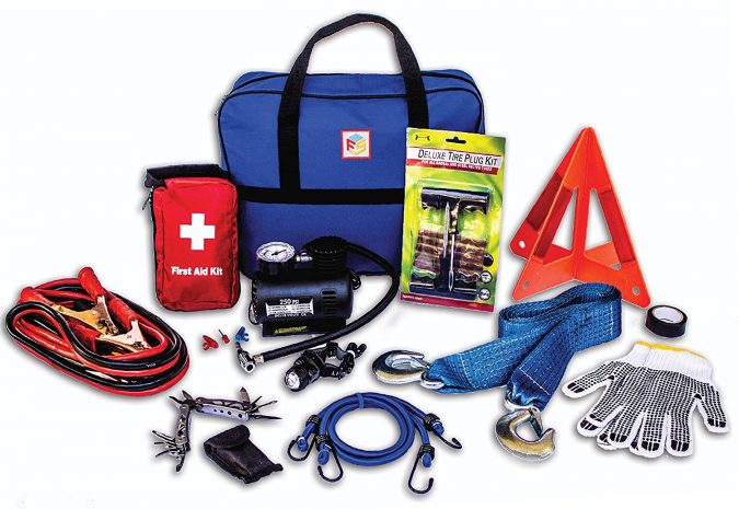 car-Emergency-Roadside-Kit-675x465 10 Essential Car Maintenance Tips That You Should Know