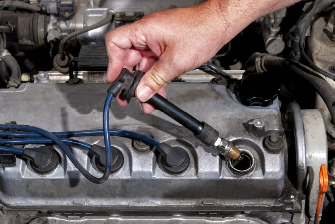 car-Spark-Plug-Wires-675x452 10 Essential Car Maintenance Tips That You Should Know