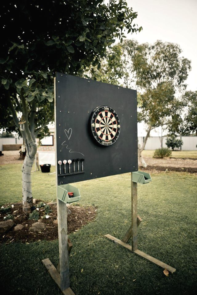 dartboard-outdoors How to Choose the Best Outdoor Dartboard