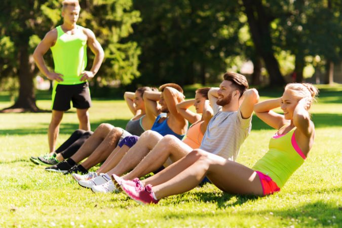 exercising-outdoors-675x450 9 Ways Your Smartphone is Making Your Life Inferior