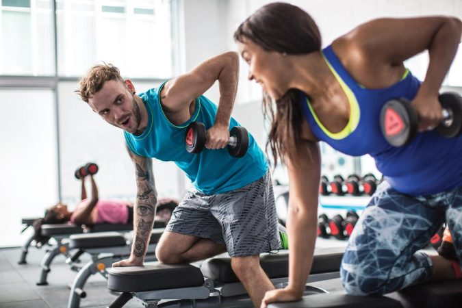 fitness-training-675x450 Setting and Accomplishing Your New Year's Resolutions